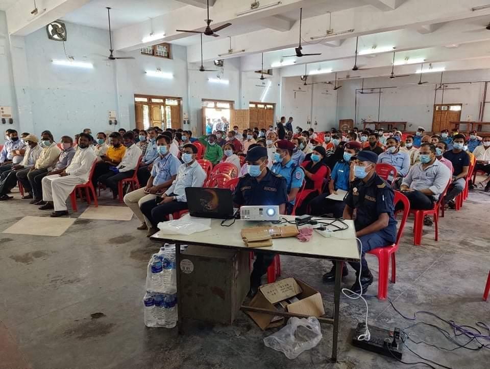 शान्ति,सदभावका लागि ई.प्र.का. कृष्णनगर द्वारा सार्वजनिक सुनवाइ कार्यक्रम सम्पन्न